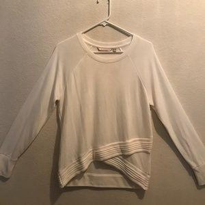 Athleta Criss Cross Sweatshirt